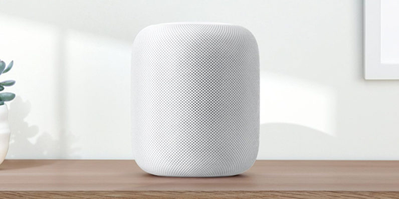 Image de l'Apple HomePod