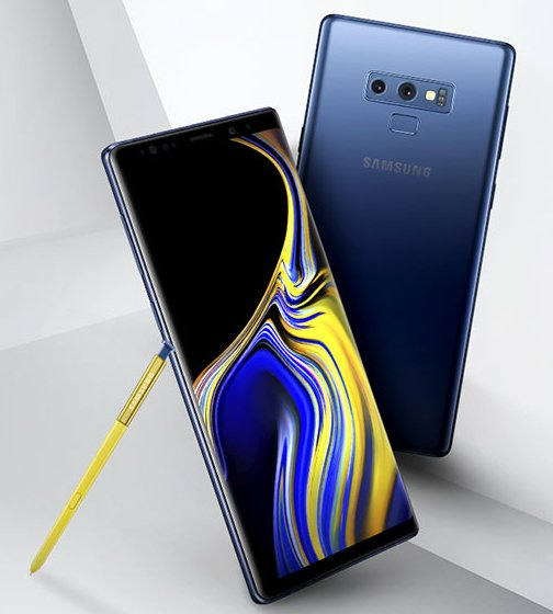 Le S Pen du Galaxy Note9