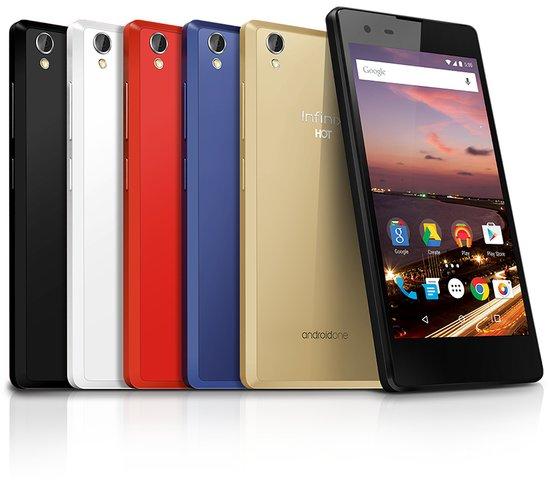 Android One en Afrique Confirmé avec l'Infinix HOT 2