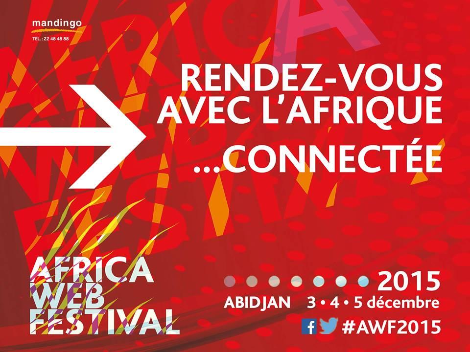 La ville inteligente s'invite à Africa Web Festival 2015