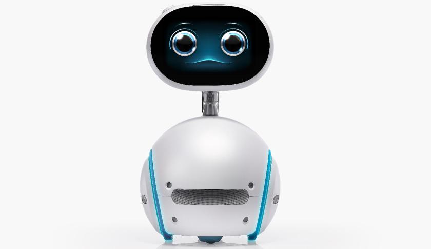 Asus Zenbo est le petit robot mignon qui veut être votre compagnon