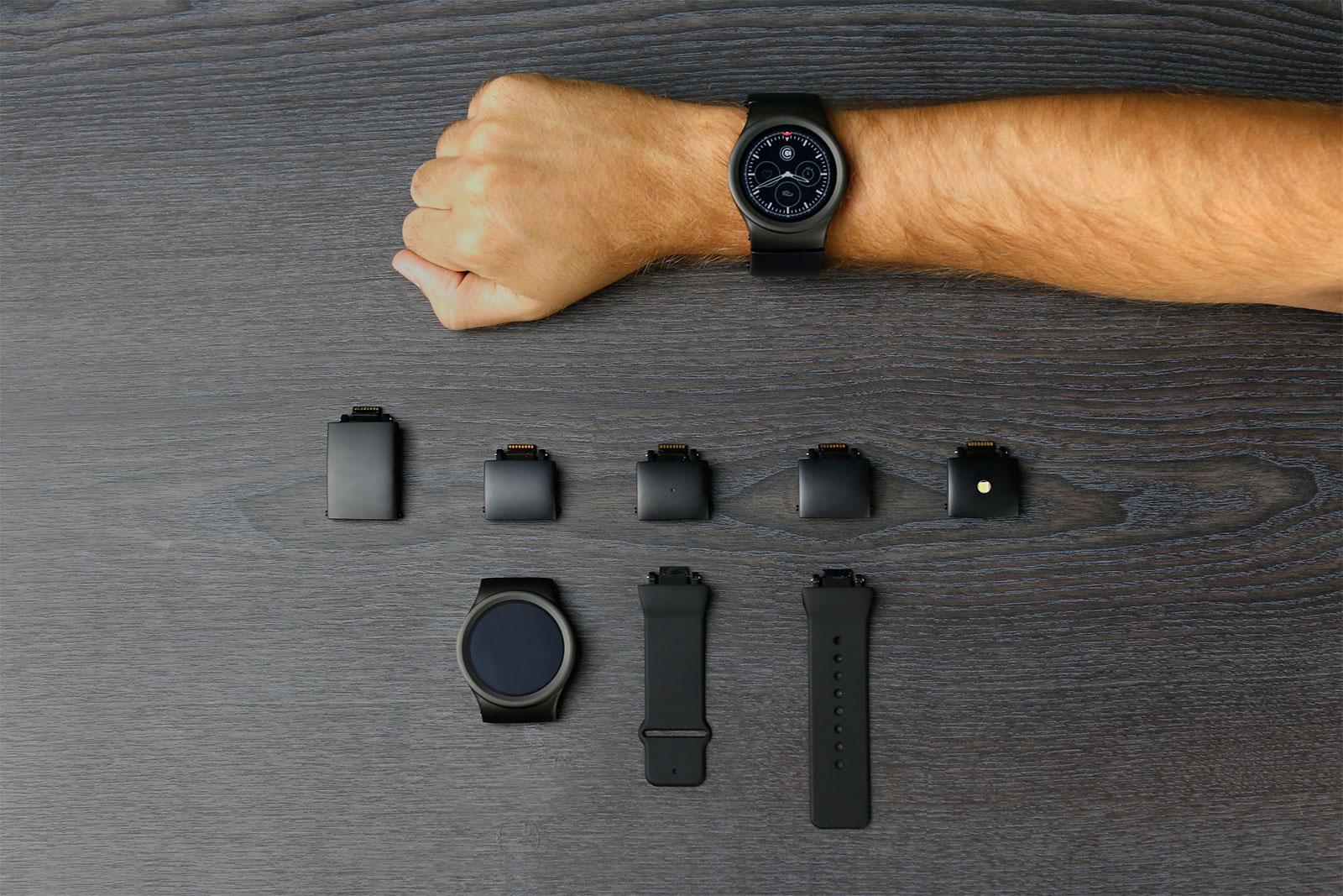 BLOCKS, le smartwatch modulaire est disponible en précommande