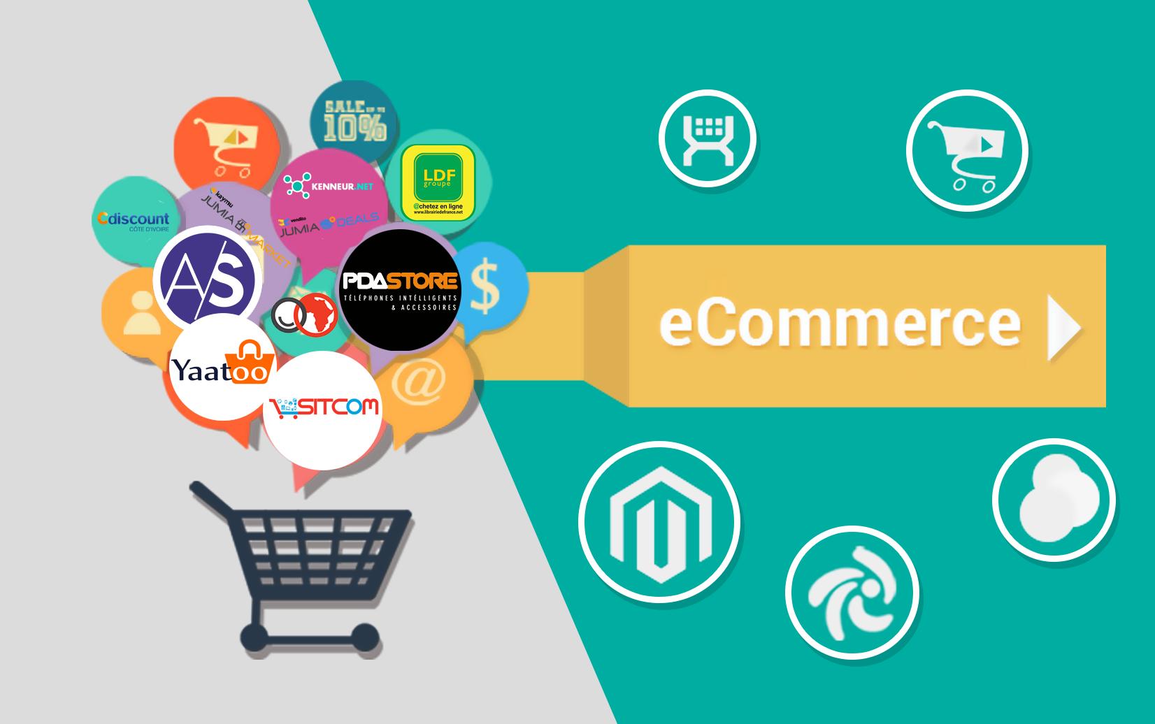 Voici les 10 meilleurs sites d'e-commerce en Cote d'Ivoire en dehors de Jumia.