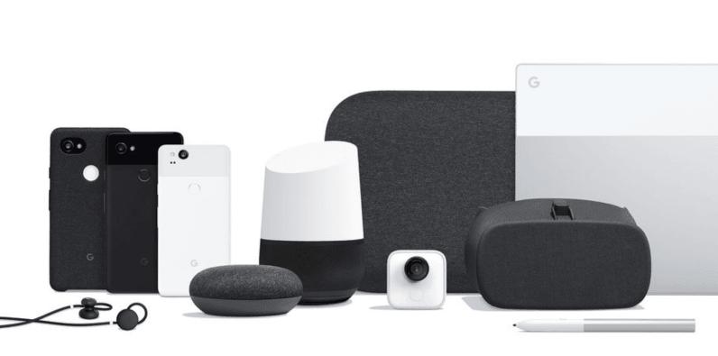 Google a dévoilé ses produits autour de l'intelligence artificielle