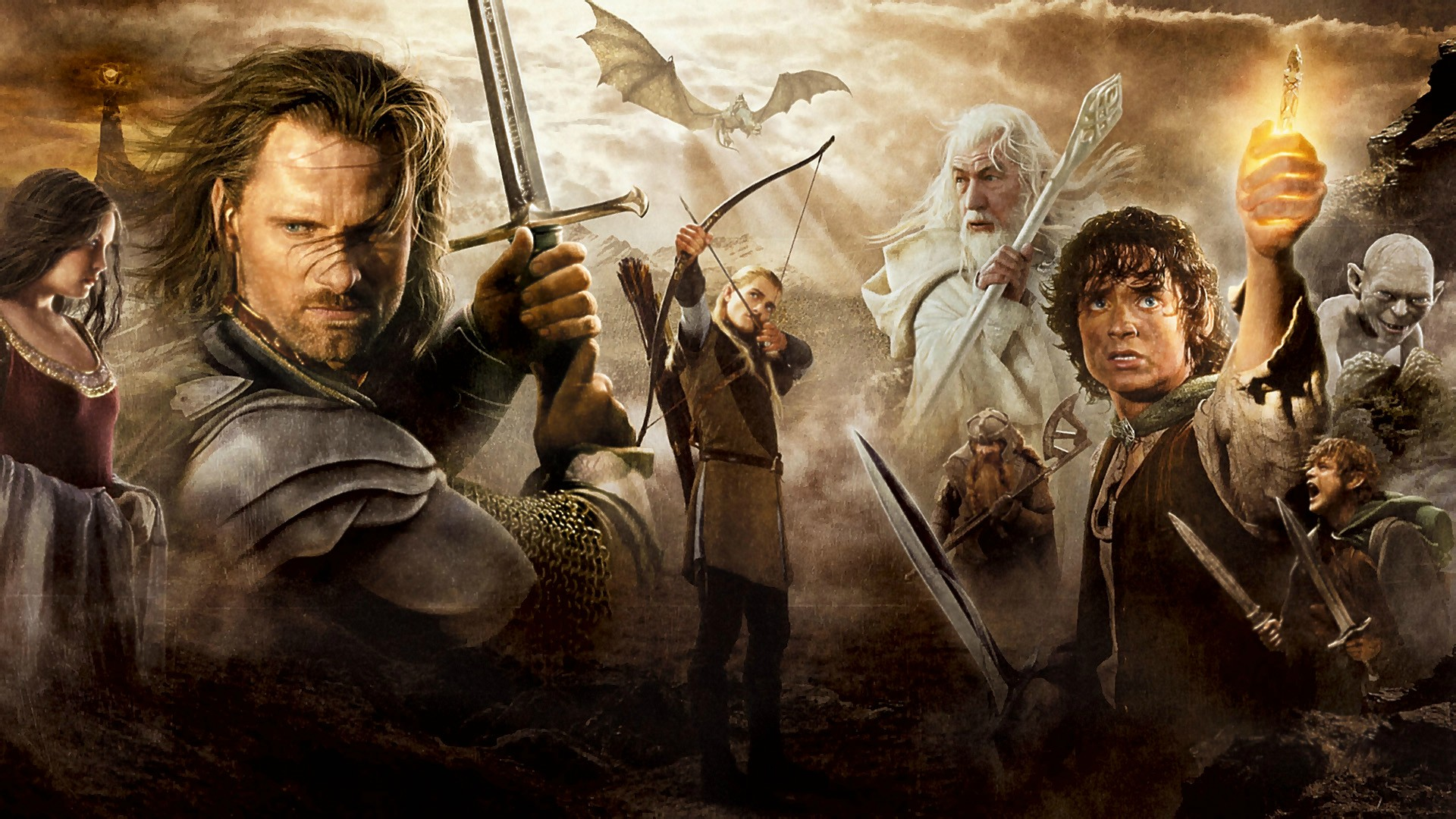 Amazon veut faire de «The Lord of the Rings» le prochain Game of Thrones