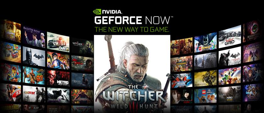 Nvidia GeForce Now : pas besoin d'ordinateur puissant pour être gamer