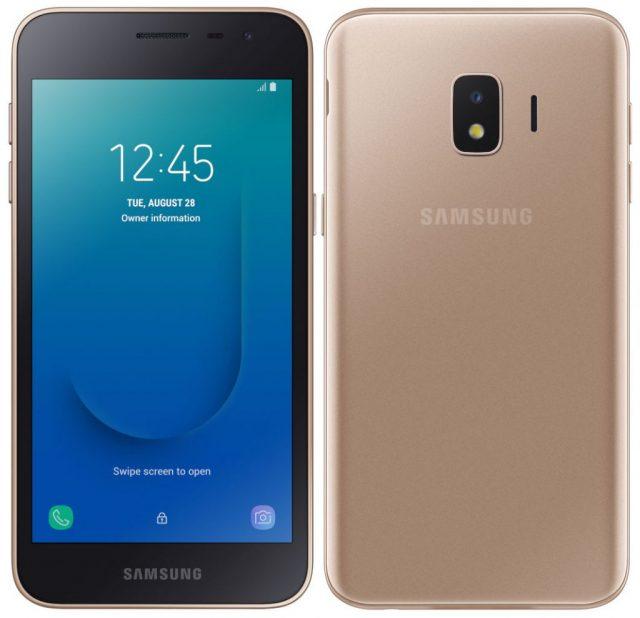 Samsung lance le Galaxy J2 Core, son premier smartphone sous Android Go
