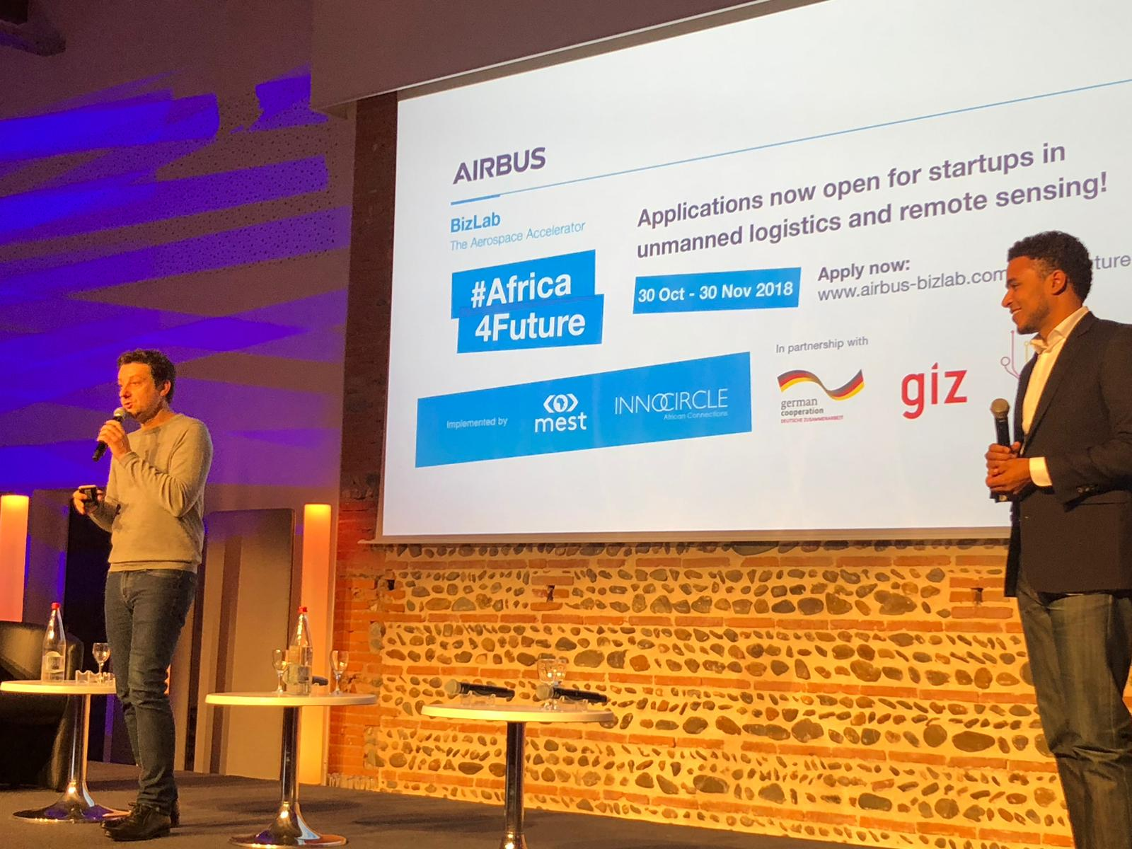 Les start-ups Africaines invitées à participé à l'initiative #Africa4Future