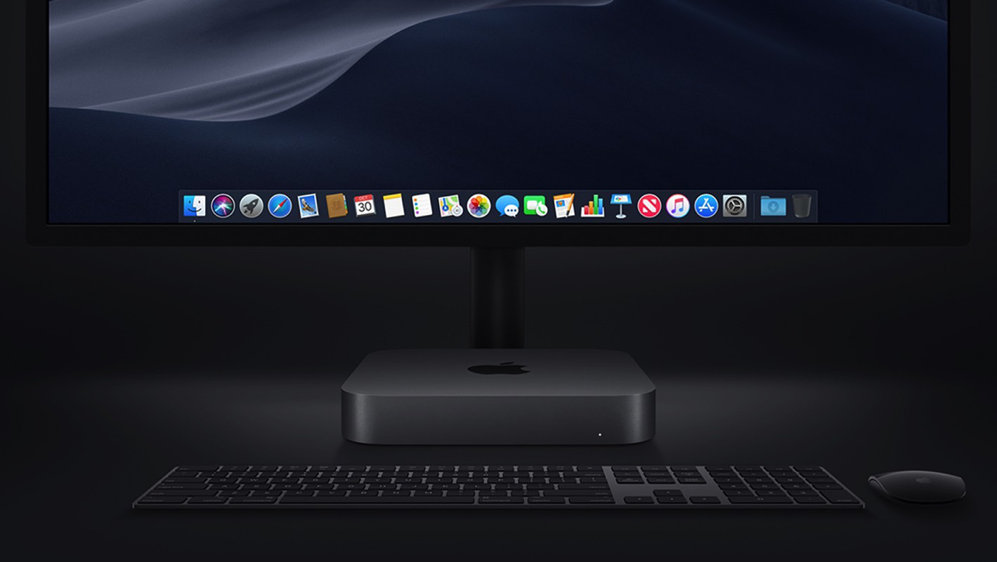 Apple renouvelle le Mac Mini avec plus de puissance