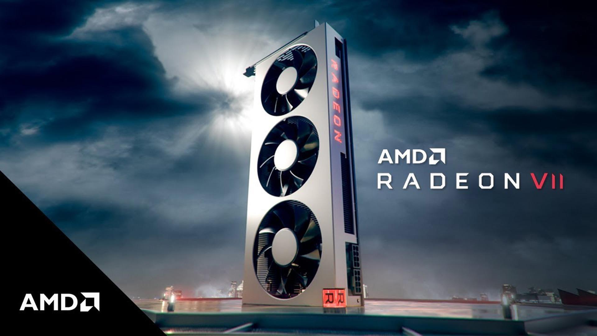 AMD annonce le Radeon VII, le premier GPU de jeu à 7 nm au monde