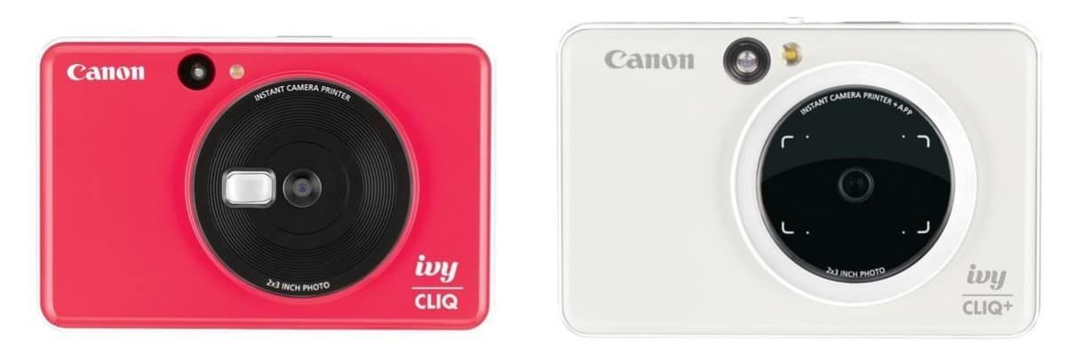 IVY CLIQ : Canon s'attaque au Fujifilm Instax avec ses propres appareils photo instantanés
