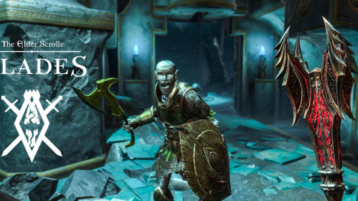 'The Elder Scrolls: Blades' arrive enfin sur iOS et Android