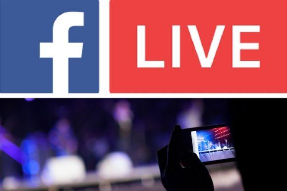 Restriction Facebook live