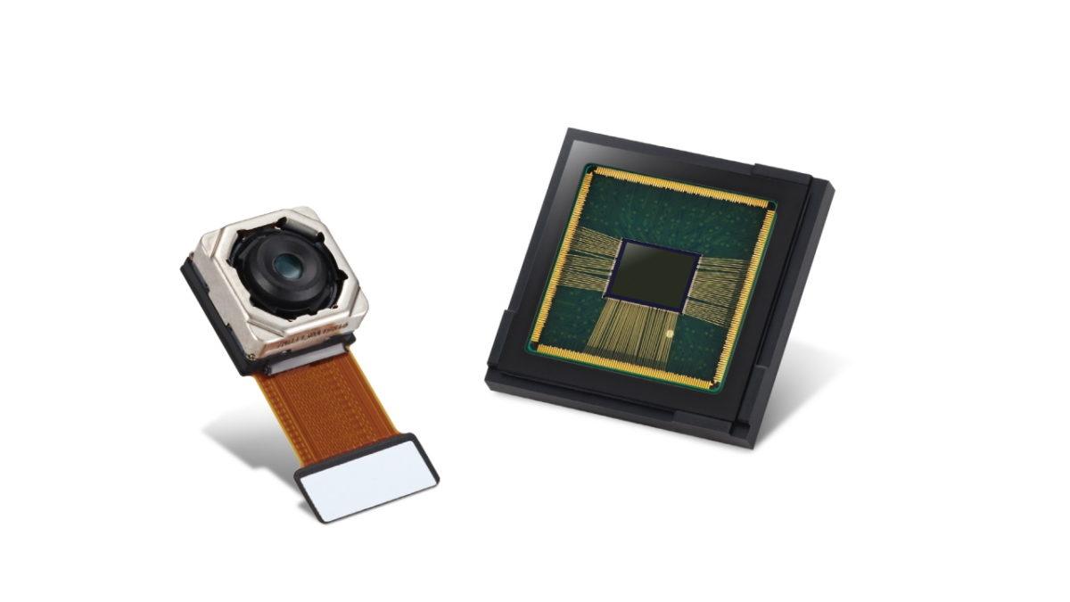 Bientôt des smarphones avec des caméras 64 mégapixels