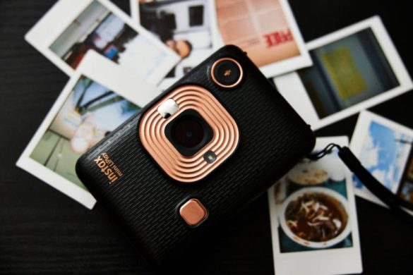 Instax Mini LiPlay - Image : The Photographer