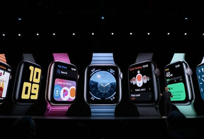 Watchos 6  Image : Business today