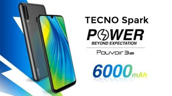 Tecno Spark Power