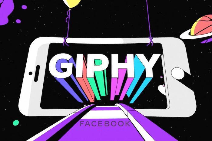 Facebook s'offre Giphy pour 400 millions de dollars
