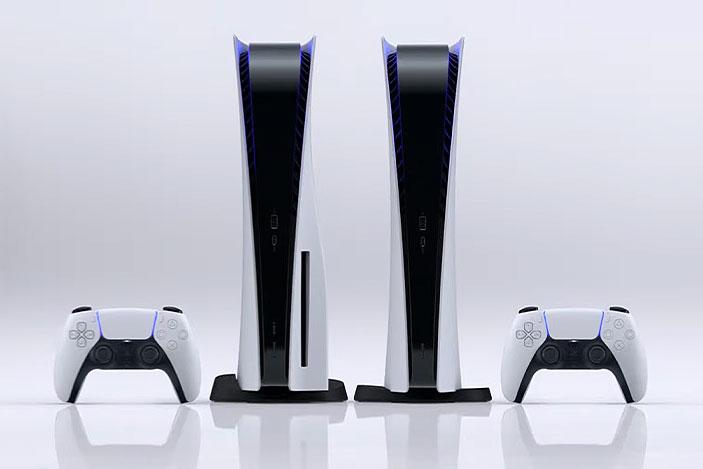 PS5 les deux versions
