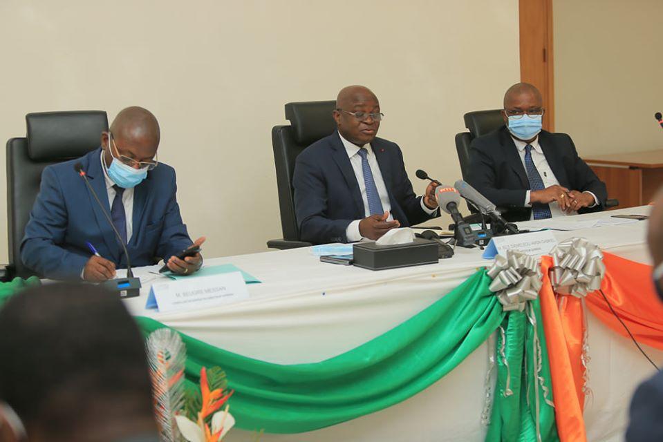 Téléphonie : la Côte d'Ivoire bascule à 10 chiffres à partir du 31 janvier 2021