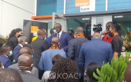 Orange Banque Africa lancé à Abidjan / Image : Koaci
