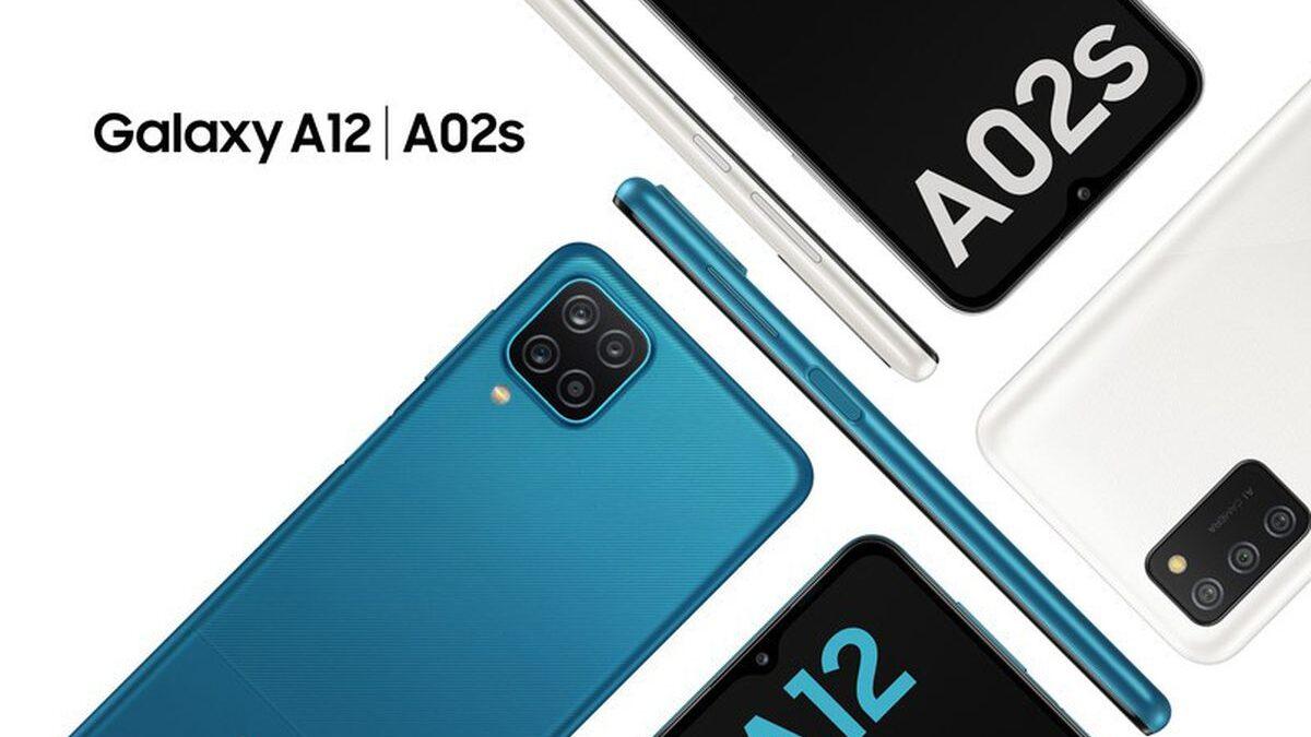 Samsung annonce les Galaxy A12 et A02S pour 2021