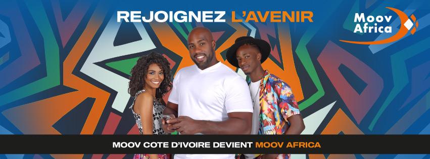 Campagne de rebanding Moov Africa